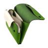 Women clutch wallet in green