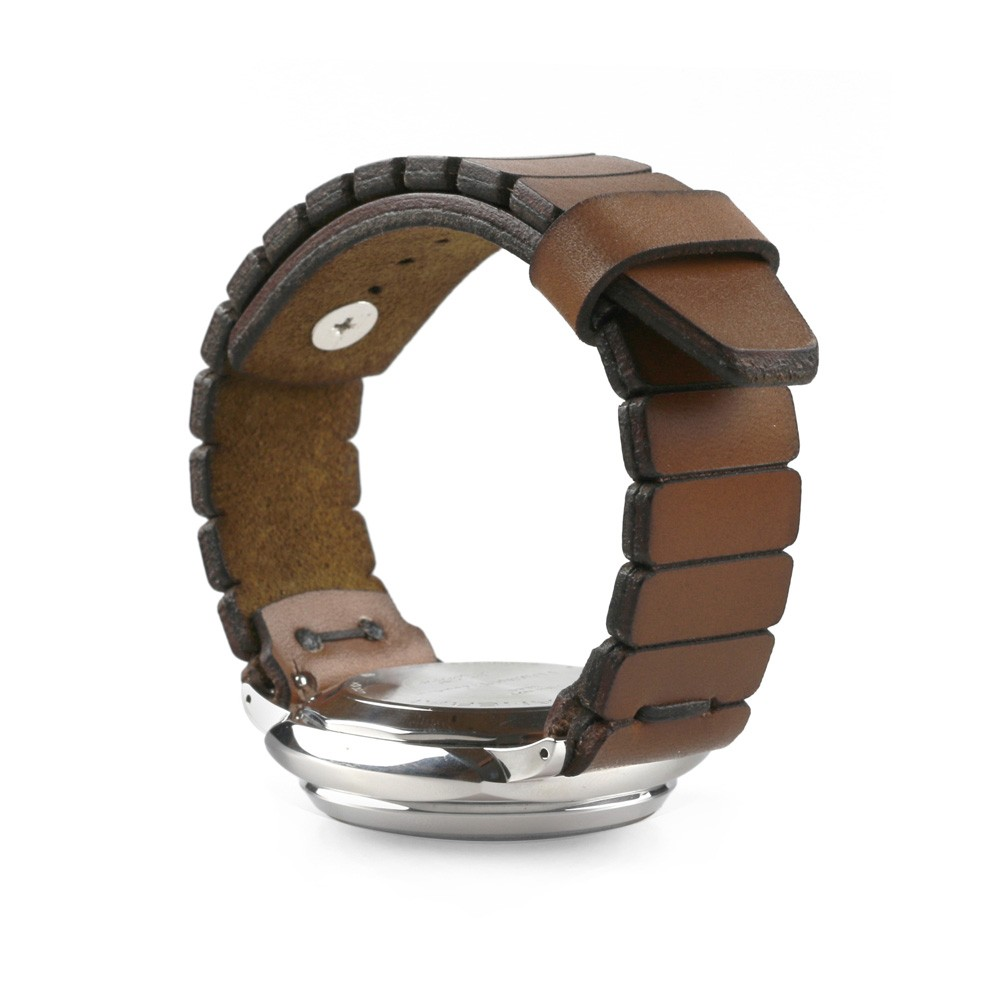 No-Buckle watch strap