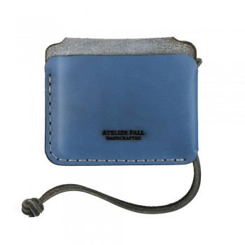 Chain Wallet in Blue