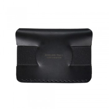 Strap Wallet in Black