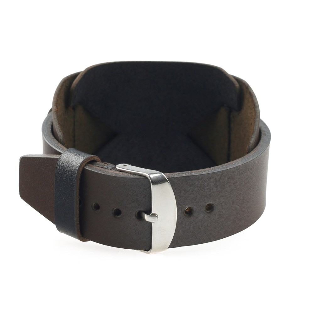 wide watch cuff strap
