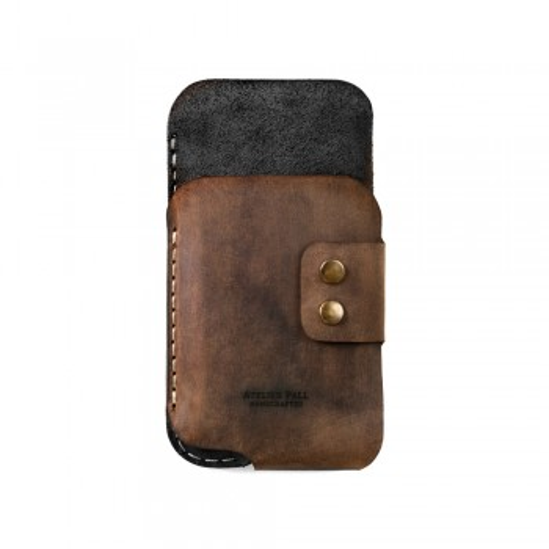 iPhone Wallet in Brown