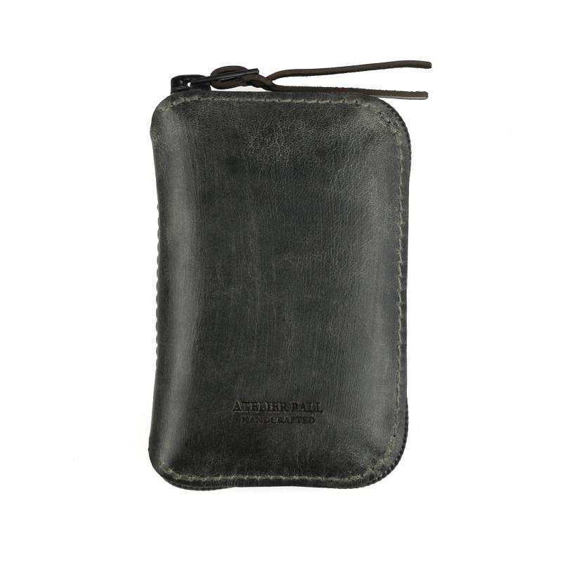 Zip Wallet in Black