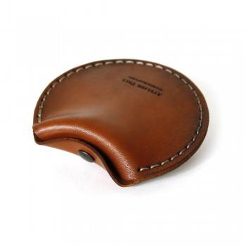 Headphones Case in Brown
