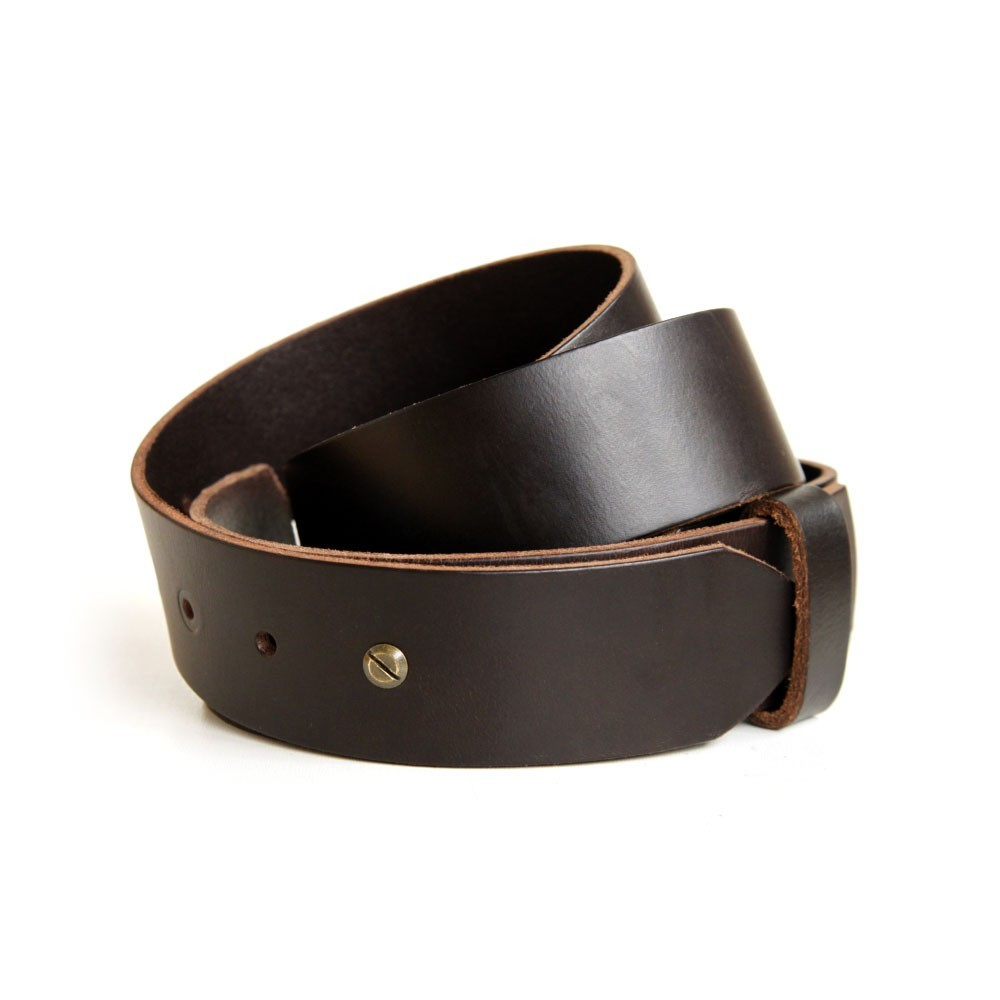 Minimal Button Belt