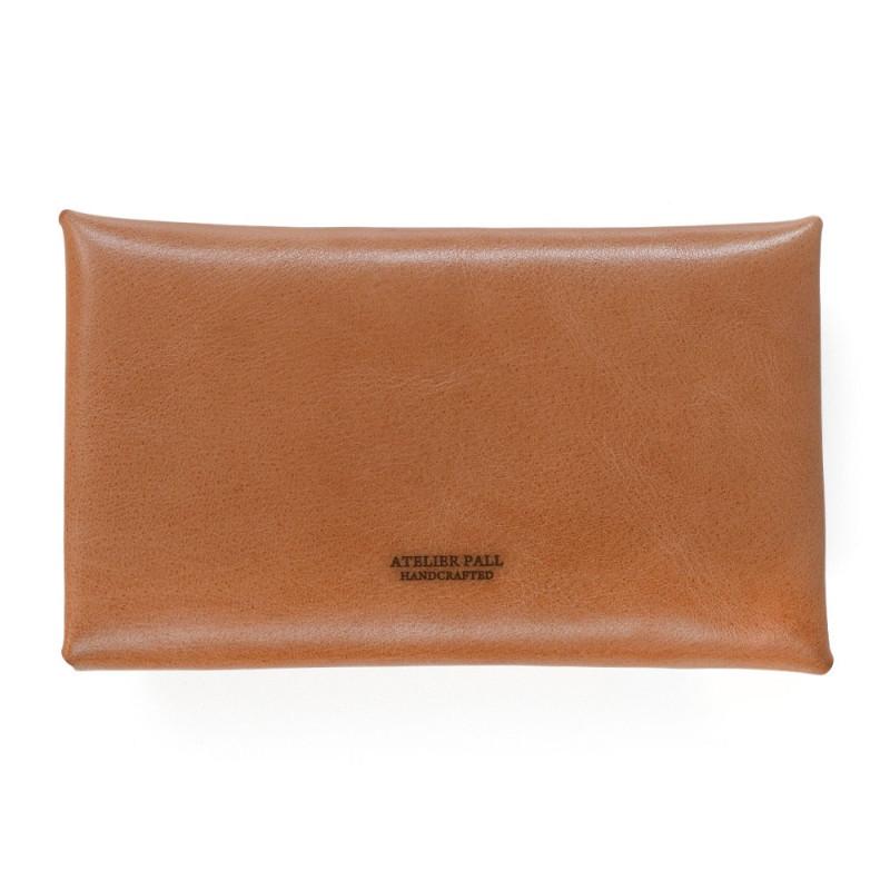 Women Long Wallet in Tan