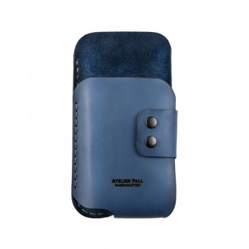 iPhone Wallet in Jeans Blue