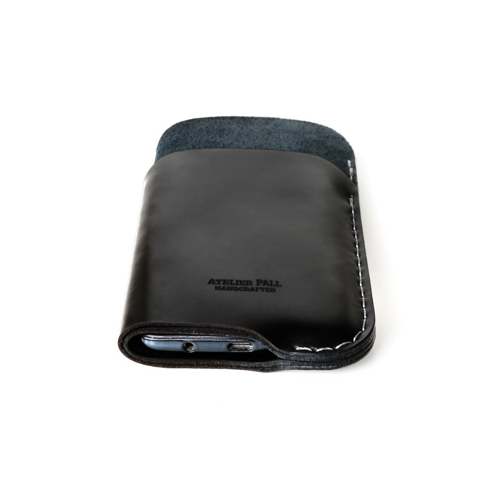 iPhone Card Sleeve in Black