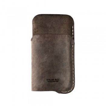 iPhone Card Sleeve in Khaki