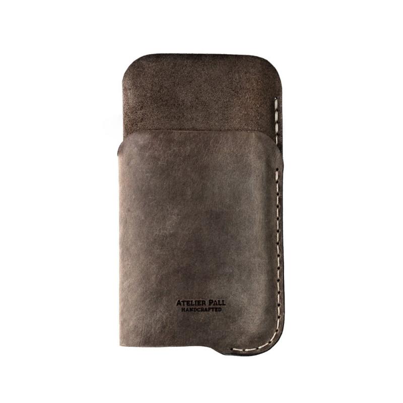 iPhone Card Sleeve in Khaki