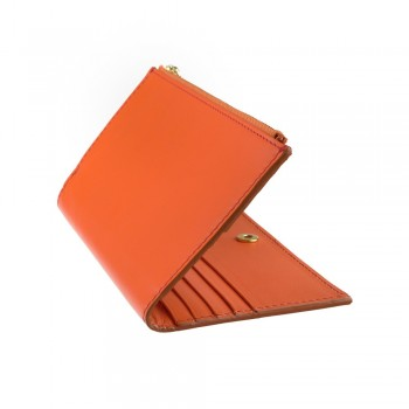 Women classic bifold wallet