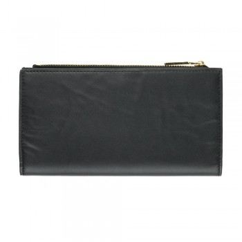 Women Card Wallet in Black