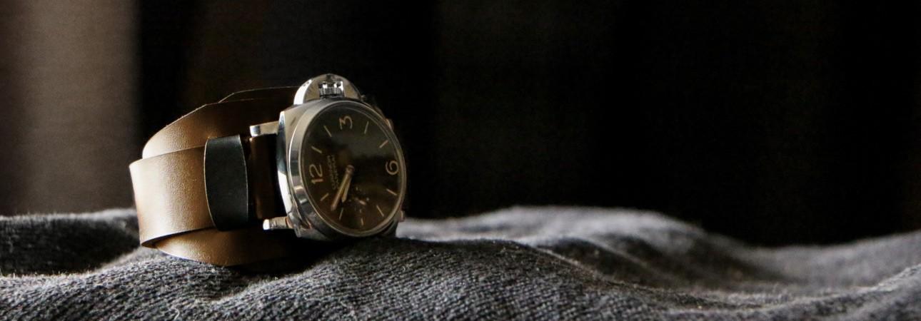 Retro Watch cufff